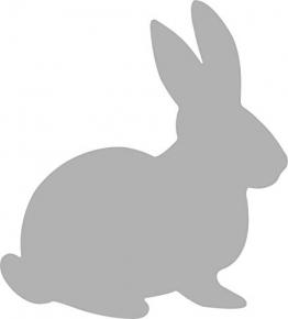 Sizzix Bigz Fustella, Lovable Bunny - 1