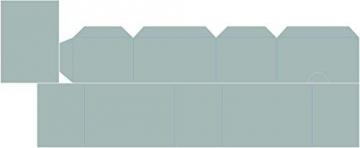 Sizzix Cassetto Impilabile Fustella, Multicolore, taglia unica - 3