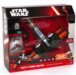 Star Wars - Astronave X-Wing Radiocomando - da Terra