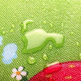 StillCool Tappeto Ripiegabile con Animali Tappetino Gioco per Bambini Gioco Doppia Faccia Impermeabile Grande per Casa e All'aperto 200 * 180cm (L) - 1