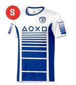 T-Shirt Playstation E-Sport - Bianca - Taglia S