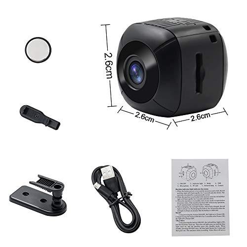 Telecamera Spia, UYIKOO HD 1080P Spia Telecamera Nascosta Rilevatore di Movimento portatile per Telecamera di Sorveglianza per telecamera di sicurezza interna/esterna - 1