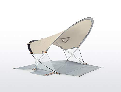 Terra nation ROA Kohu Spiaggia Shader, Unisex, ROA Kohu, Beige, 15 x 53 cm - 1