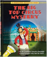 The Big Top Circus Mystery - 1