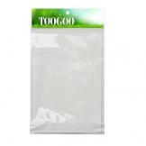 TOOGOO(R) 200 pezzi Mini Round Scrapbooking / Craft Iron Brads - Ottone Antico e Argento - 1