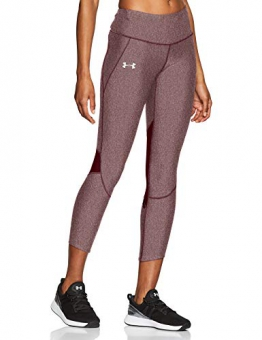 Under Armour, Armour Fly Fast Crop, Leggings, Donna - 1