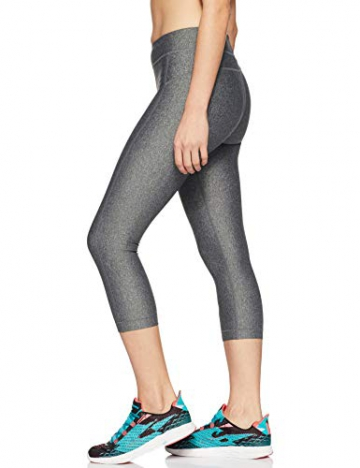 Under Armour UA HG Armour Capri, Leggings Sportivi/Pantaloni Pantacollant Donna - 3