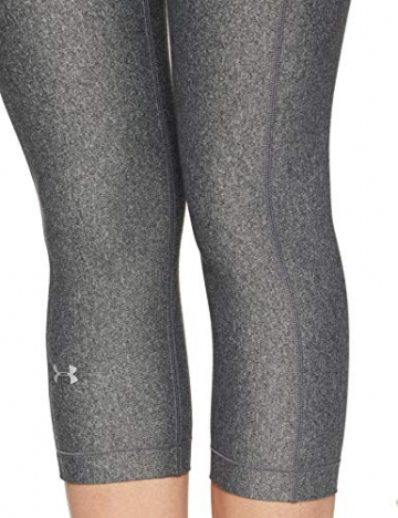 Under Armour UA HG Armour Capri, Leggings Sportivi/Pantaloni Pantacollant Donna - 5