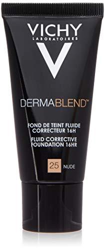 Vichy Fondotinta Correttore, 25 Nude - 30 ml - 1