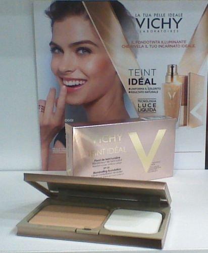 Vichy Teint Ideal Fondotinta Medio N.2 Illuminante Polvere 10 ml - 1