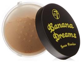 W7, Cipria in polvere libera Banana Dreams, 20 g - 1