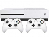 XBOX ONE S 1TB + 2 Controller - 1
