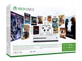 Xbox One S 1TB + 3 Mesi Gamepass + 3 Mesi Xbox Live Gold [Bundle] - 1