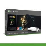 Xbox One X 1TB + Fallout 76 - Robotic White Edition - 1