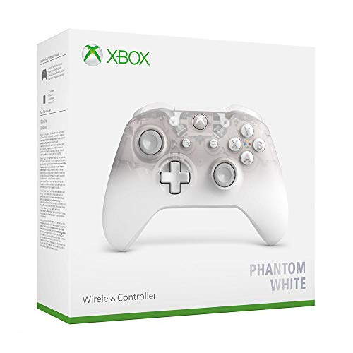 Xbox Wireless Controller – Edizione Speciale Phantom White - Limited - Xbox One - 1