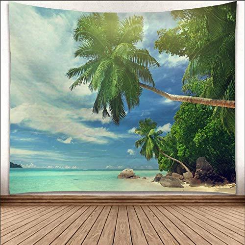 xxl.joey Teli Mare Scialle di Scialle da Spiaggia con Scialle A Forma di Semplice Motivo Stampato Europeo Ed Americano, Stile 4,150 * 100Cm - 1
