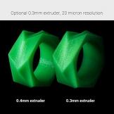 XYZprinting Stampante 3D da Vinci Jr. 1.0 Pro, Filamento Aperto, Vol. Build 15 X 15 X 15 cm - 1