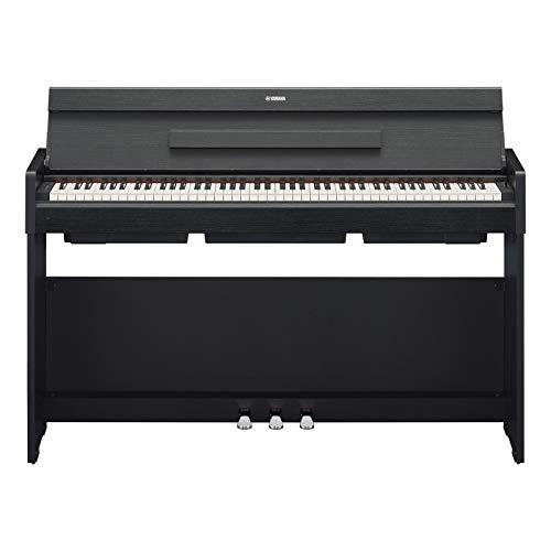 YAMAHA ARIUS YDP S34B PIANOFORTE DIGITALE 88 TASTI PESATI COLORE NERO - 1