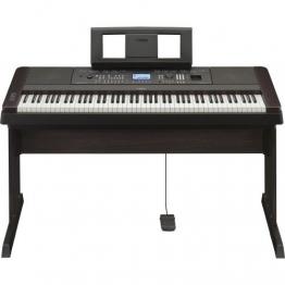 Yamaha DGX650B Pianoforte Digitale, 88 Tasti, Nero Satinato - 1