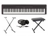 Yamaha Fullpack P45 - Pianoforte digitale portatile - 1