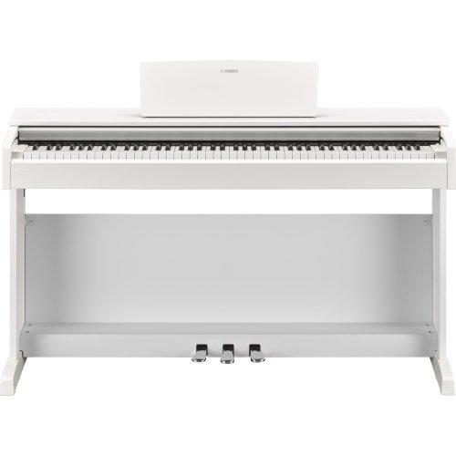 Yamaha NYDP143WH Pianoforte Digitale, Bianco - 1