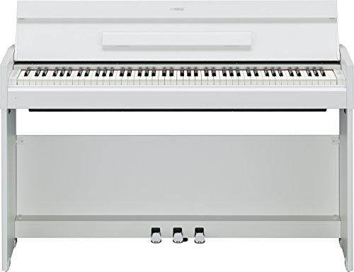 Yamaha NYDPS52WH Pianoforte Digitale, Bianco - 1
