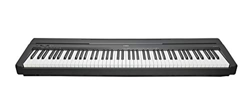 Yamaha P45 B Tastiera, Nero - 1