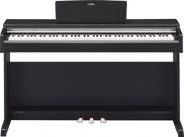 Yamaha YDP142B Pianoforte Digitale, Nero - 1