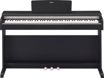 Yamaha YDP142B Pianoforte Digitale, Nero - 1
