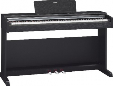 Yamaha YDP142B Pianoforte Digitale, Nero - 3