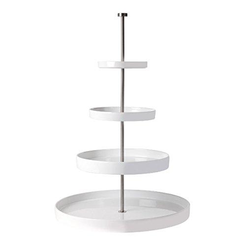 ASA Selection ONO - Alzata per Dolci a 4 Piani Altezza: 58,5 cm - 1