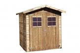 AVANTI TRENDSTORE - Casa Casetta in legno 176x212x160cm per giardino - 1