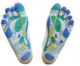Calze, 1coppia–per il montaggio facile per riflessologia piede Riflessologia casa, piede Riflessologia, massaggi calzini, Reflexologie - 1
