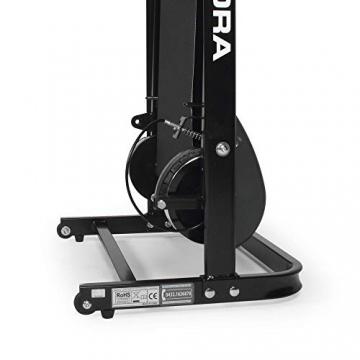 Diadora Forty Tapis roulant magnetico, monitor LCD, 8 livelli, Nero - 7