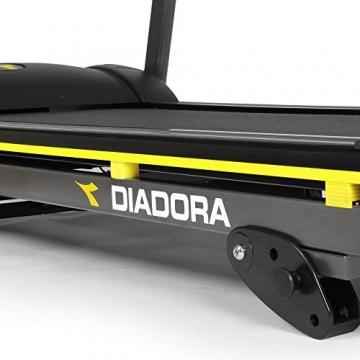 Diadora Rewo 200, Nero, 67 x 148 x 127 cm - 8