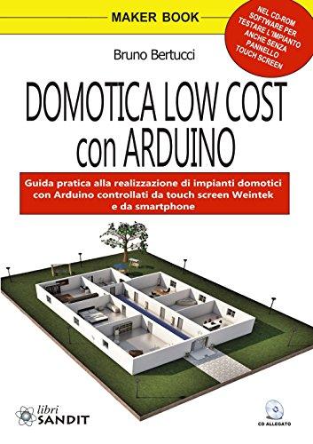 Domotica low cost con Arduino. Con CD-ROM - 1