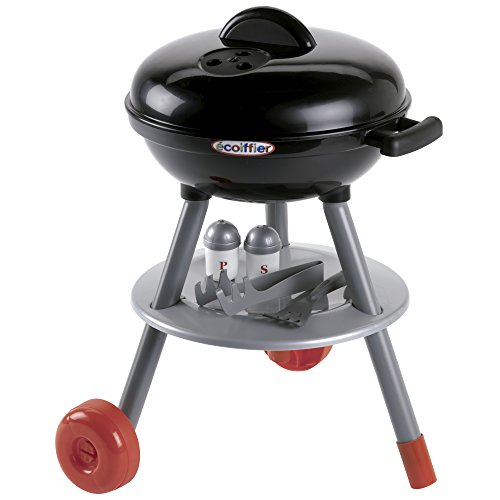 Ecoiffier 7600000668 – Garden & Season Barbecue Nero