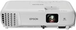 Epson EB-S05 Videoproiettore 3LCD, SVGA da 3.300 lumen, Bianco - 1
