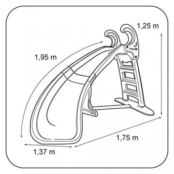 Famosa 800008359 - Scivolo Feber con Curva - 4