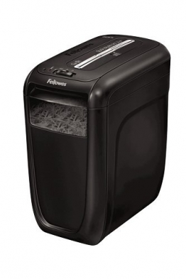 Fellowes 4606101 Distruggidocumenti Powershred 60Cs, a Frammenti, per Uso Personale, Nero - 1