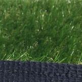 Grand Erba Sintetica Altezza 3 cm Misura 2 x 8 Metri Doppio Colore Effetto Reale Drenante e Resistente Raggi UV - 1