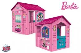 Grandi Giochi Casetta Barbie, Colore Rosa, 599 - 1