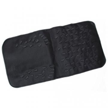 Healifty Massaggio piedi tappetino con pietra massaggiatore plantare Agopuntura Shiatsu riflessologia - 3