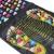 Healifty Massaggio piedi tappetino con pietra massaggiatore plantare Agopuntura Shiatsu riflessologia - 6