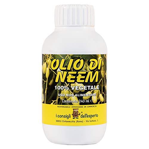 I Consigli Dell'Esperto Olio di Neem, Taglia Unica - 1