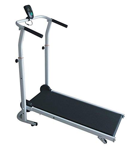Kawin Tapis Roulant Magnetico Richiudibile Fitness Facile Tappetino 91x36cm - 1
