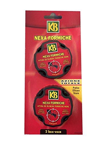 KB 6507 Nexa Formiche Esca Pronta All'Usoazione Totale, 2 Scatole - 1