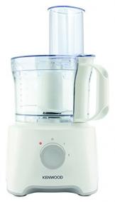 Kenwood FDP301WH MultiPro Compact Robot da Cucina, 800 W, 2.1 Litri, Bianco - 1