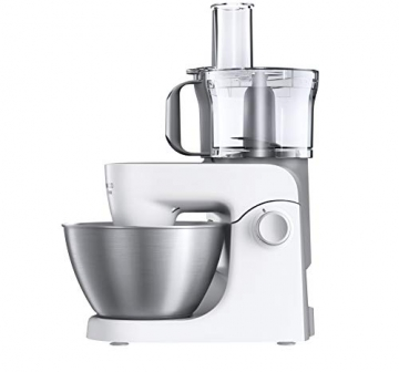 Kenwood KHH326WH Impastatrice Planetaria MultiOne, Acciao, 4.3 l, Bianco - 3