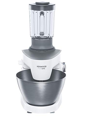Kenwood KHH326WH Impastatrice Planetaria MultiOne, Acciao, 4.3 l, Bianco - 6